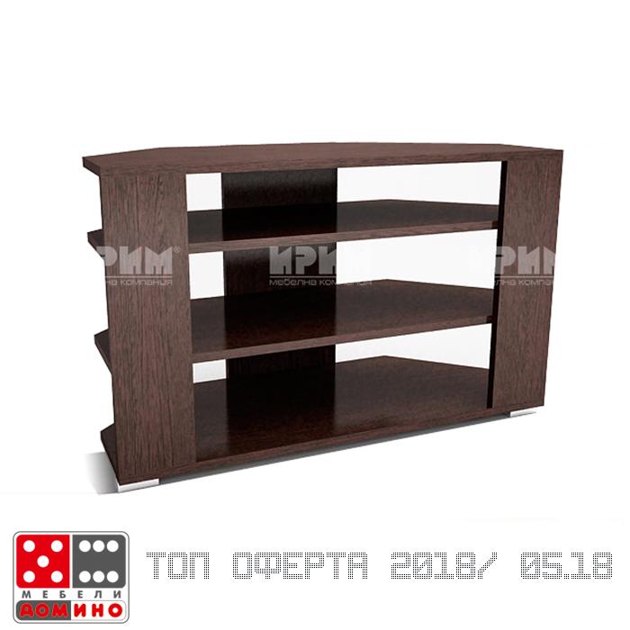 ТВ шкаф Сити 338 (Шон) От Мебели Домино