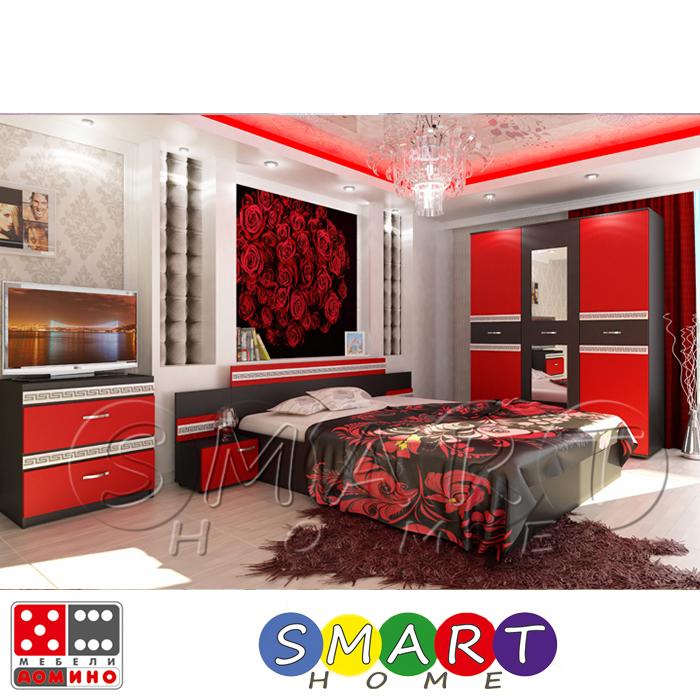 Спално обзавеждане Рока От Мебели Домино