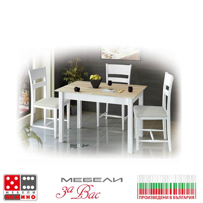 Трапезна маса Албена От Мебели Домино