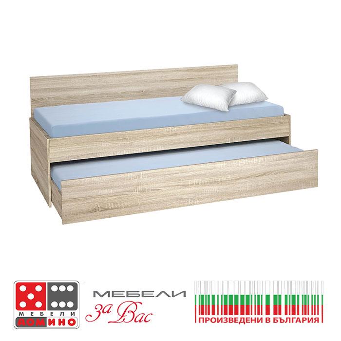 Легло Сандвич Биси с два матрака + ПОДАРЪК От Мебели Домино
