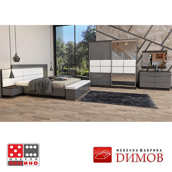 Спален комплект Комбо От Мебели Домино