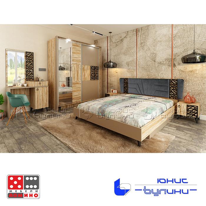 Легло Дамяна Приста 3 От Мебели Домино