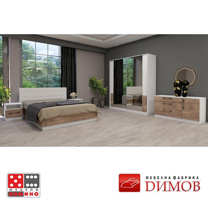 Легло Дамяна модул А-B12 От Мебели Домино
