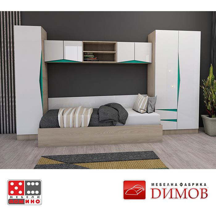 Модул Дамяна А-B17 скрин От Мебели Домино