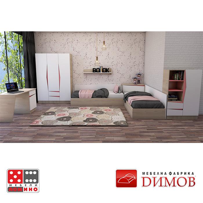 Модул Дамяна А-B16 скрин От Мебели Домино