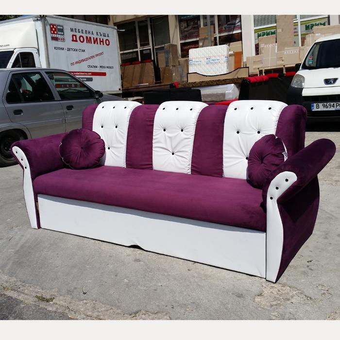Разтегателен диван Ориент От Мебели Домино