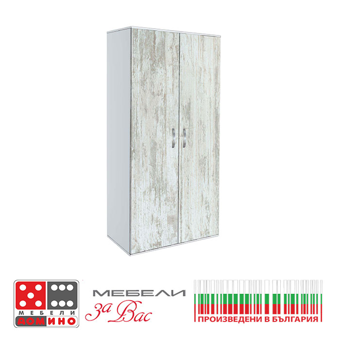Гардероб Вено 30 От Мебели Домино