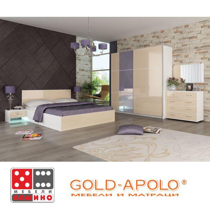 Спален комплект Камо От Мебели Домино