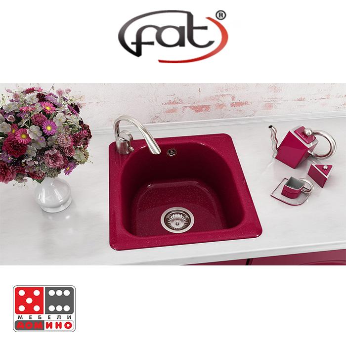Кухненска мивка Фат 217 От Мебели Домино