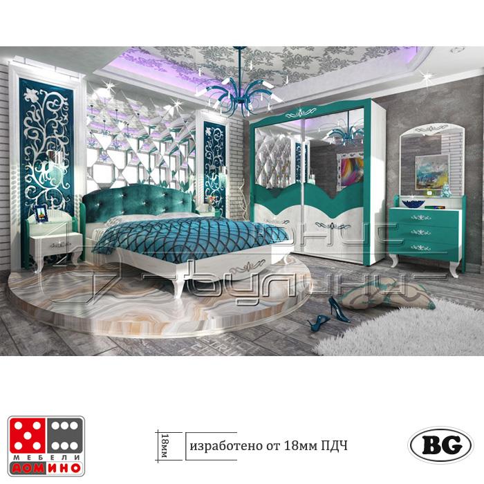 Спален комплект Бони От Мебели Домино