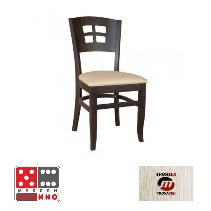Трапезен стол Carmen 315 От Мебели Домино