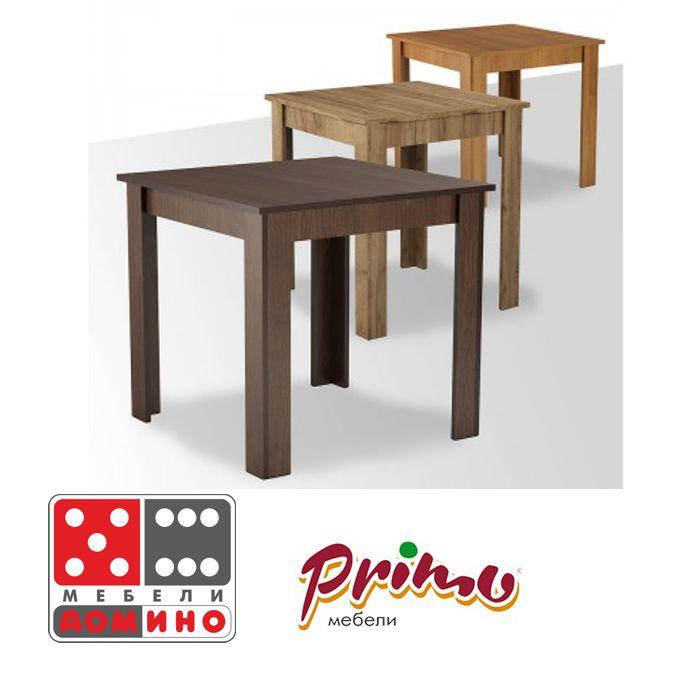 Кухненска маса Примо 36 От Мебели Домино