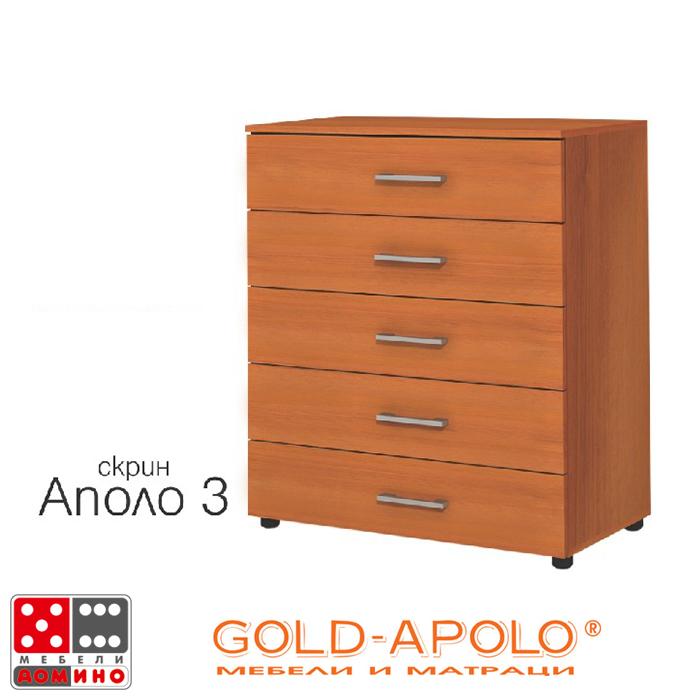 Скрин Аполо 3 От Мебели Домино