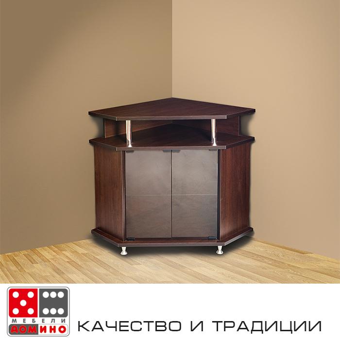 ТВ шкаф Ъглов От Мебели Домино