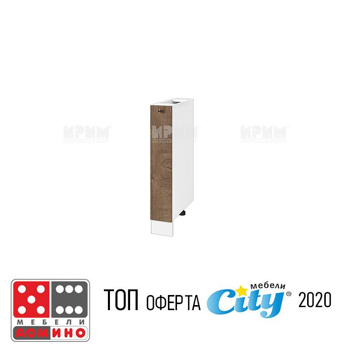 ТВ шкаф Сити 335 От Мебели Домино