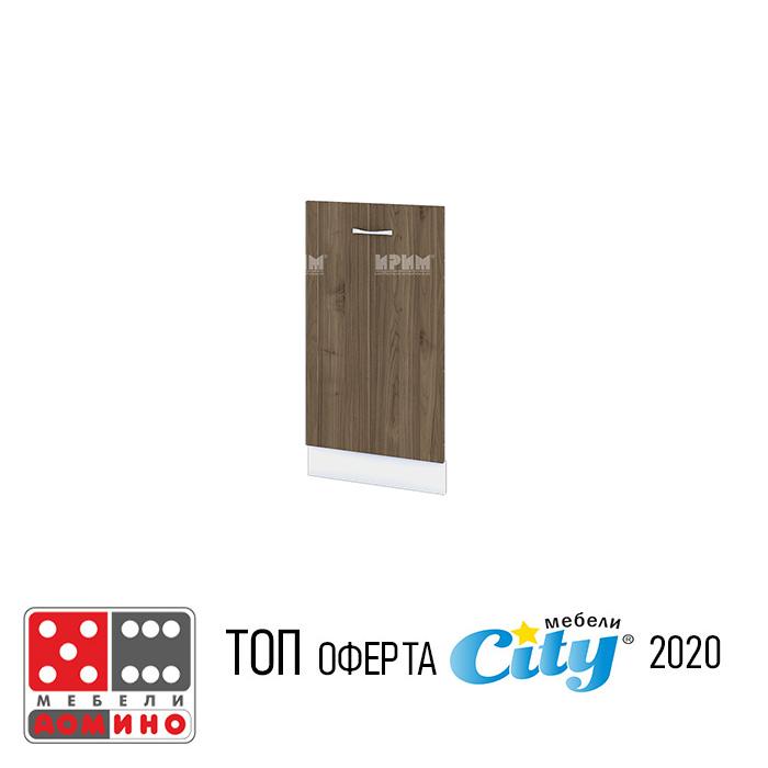 Кухненски модул Сити Л-238 От Мебели Домино