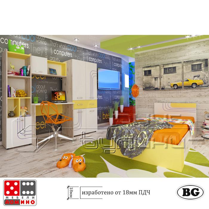 Детска стая Кен От Мебели Домино