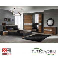 Италианска спалня Атина От Мебели Домино