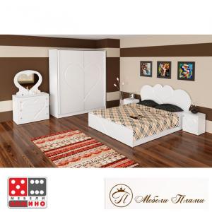 Спален комплект Лагуна От Мебели Домино