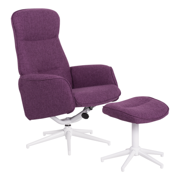 Кресло с табуретка Уна(8911303kreslostaburetkaUna)