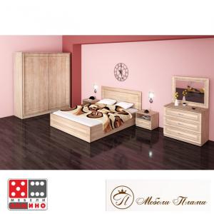 Легло Спалня Меги От Мебели Домино