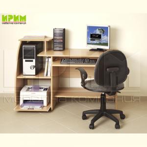 Компютърно бюро Алфа От Мебели Домино