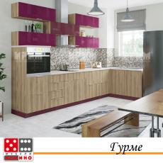 Кухня по проект Кресон От Мебели Домино