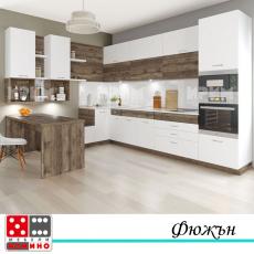 Кухня по проект Личи От Мебели Домино