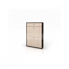 Шкаф за обувки Ветрило - Сити 110 От Мебели Домино