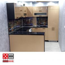 Кухня комплект Равена с МДФ декор-1 От Мебели Домино