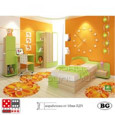 Детска стая  Деси От Мебели Домино
