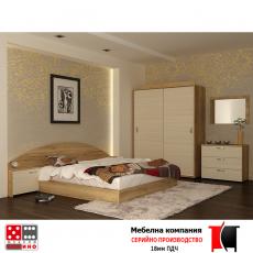 Спално обзавеждане Елинор От Мебели Домино