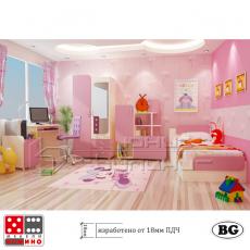Детска стая Съни От Мебели Домино