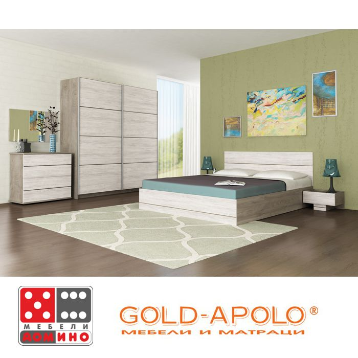 Спален комплект Камо 2(3503040spalniaKamo2)