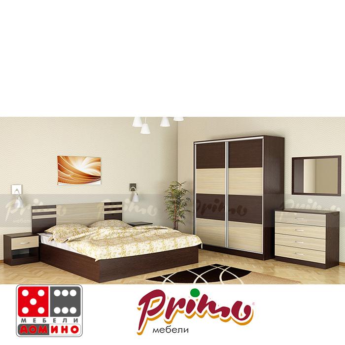 Спален комплект Примо 107(3519031spalniaPrimo107)