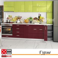Кухня по проект Норманд От Мебели Домино