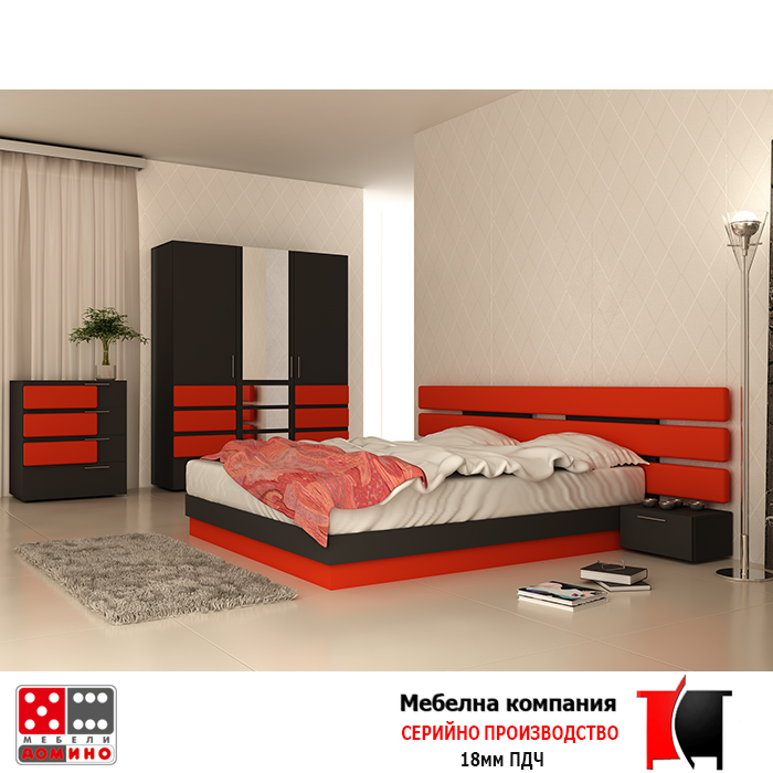 Спален комплект Атина(3542004atina)
