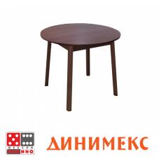 Кухненска маса Арена - Стъкло От Мебели Домино