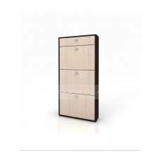 Шкаф за обувки Ветрило - Сити 104 От Мебели Домино