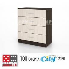 Скрин Сити 3003 От Мебели Домино