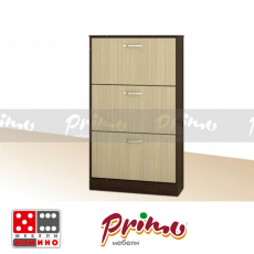 Шкаф за обувки Примо 43 От Мебели Домино