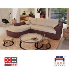 Холов ъгъл ХОЛИВУД с подматрак и ракла От Мебели Домино