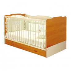 Бебешко легло Кошара Съни От Мебели Домино