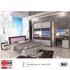 Спално обзавеждане Авангард 2 От Мебели Домино