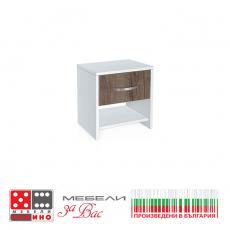 Нощно шкафче 2 От Мебели Домино