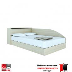Легло приста с ракла 120/190см От Мебели Домино