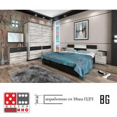 Спално обзавеждане Сонома От Мебели Домино