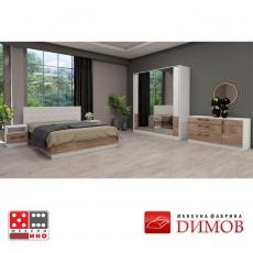 Легло Дамяна модул М 013 А От Мебели Домино