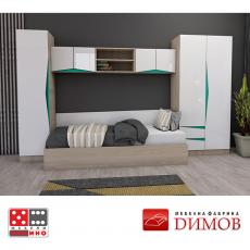 Модул Дамяна M 027 A скрин От Мебели Домино