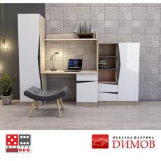 Модул Дамяна M 029 A скрин От Мебели Домино